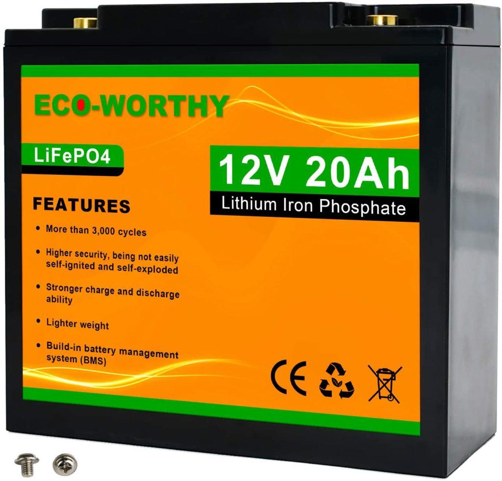 LiFePo4 Batterie
